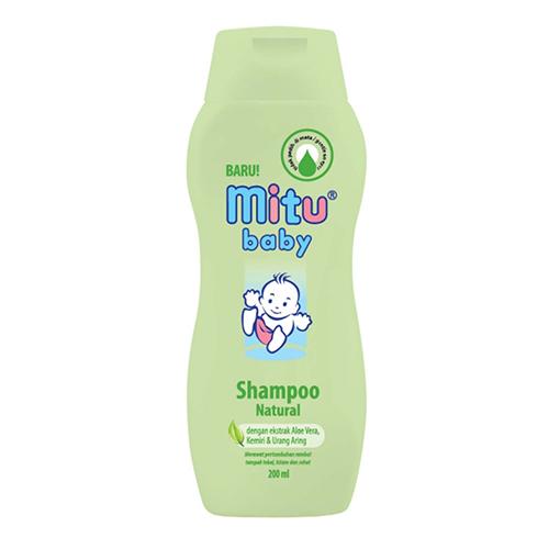 mitu baby shampoo