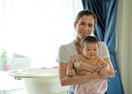 Terbukti para Moms kini lebih percaya pada bedak cair