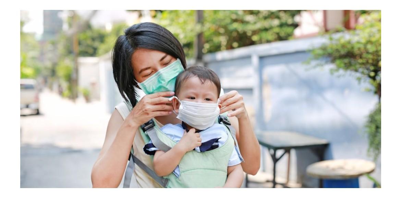 Pencegahan virus Corona pada anak