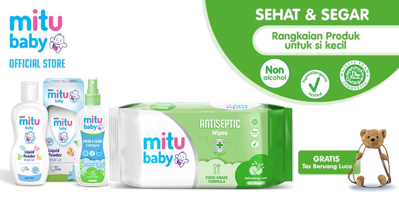 Mitu Baby Antiseptic & Fresh Pack