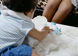 tisu basah bayi teruji melindungi si Kecil dari ancaman virus