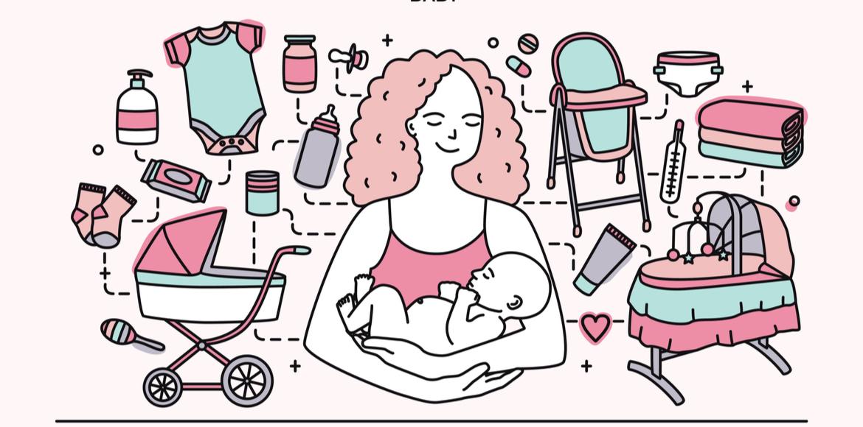 daftar produk perlengkapan bayi baru lahir