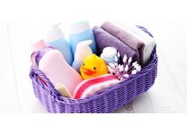 produk perlengkapan mandi bayi yang aman