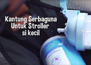 Kantong Serbaguna untuk Stroller